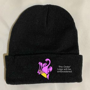 The Swinging Flamingos Beanie
