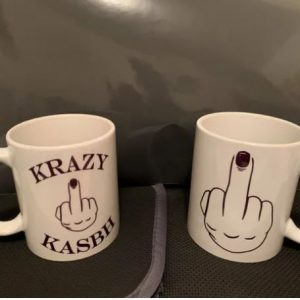 Krazy Kasbh Coffee Mug