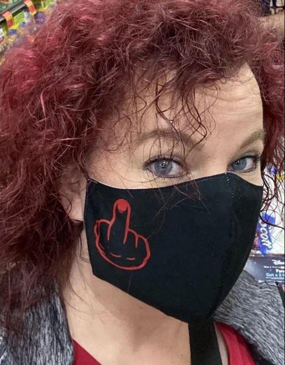 Krazy Kasbh Black Face Masks
