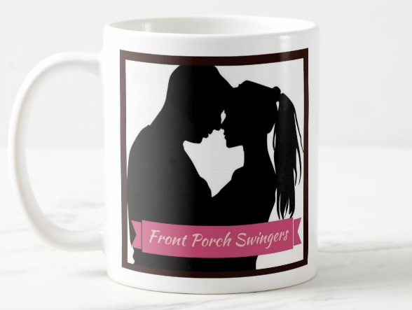 Front Porch Swingers Coffee Mug