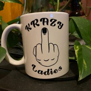 Krazy Ladies Coffee Mug