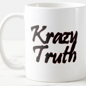 Krazy Truth Coffee Mug