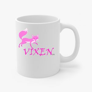 Vixen Coffee Mug