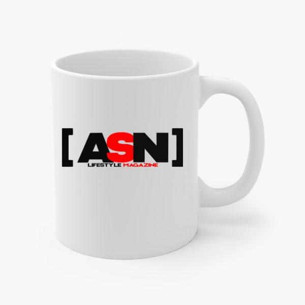 ASN Lifestyle Magazine coffee cup