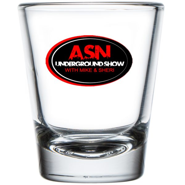 ASN Lifestyle Magazine underground show shot glass