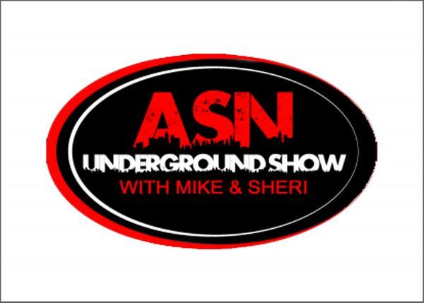 ASN Lifestyle Magazine underground show stickers 5x7