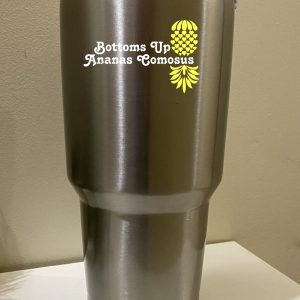 The Upsidedown Pineapple Bottoms Up Tumbler