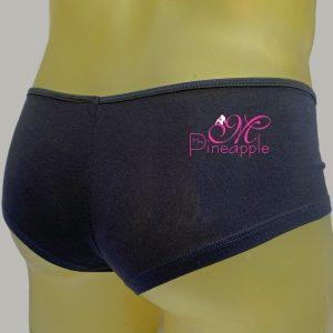 Mrs Pineapple Booty Shorts