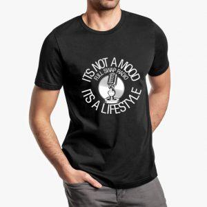 FullSwapRadio black unisex tshirt - man