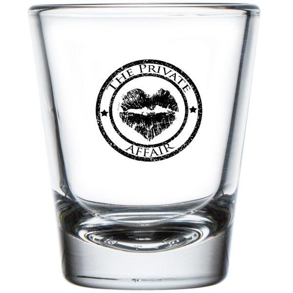 The Private Affair Shot Glass