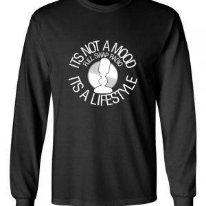 FullSwapRadio.com Black Long Sleeve T-Shirt