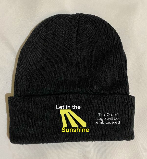 Let in the Sunshine Beanie