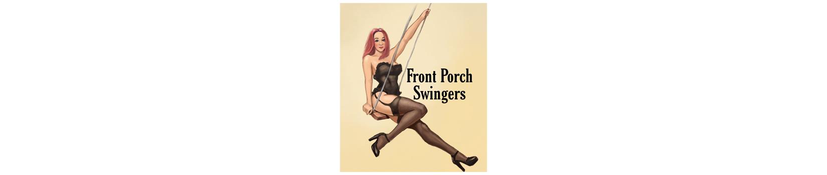 front porch swingers