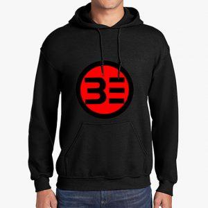 Beyond Lifestyles black hoodie front
