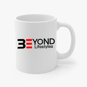 Beyond Lifestyles coffee cup