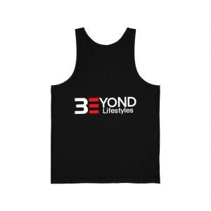 Beyond Lifestyles unisex jersey tank back